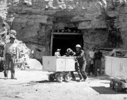 Kerr McGee U Mine Navajo 1953