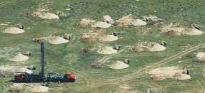 ISL Wellfield Installation in Wyoming